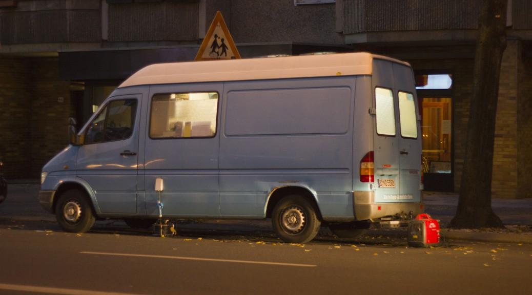 Gesundheitsbus in Berlin © Florent Moglia